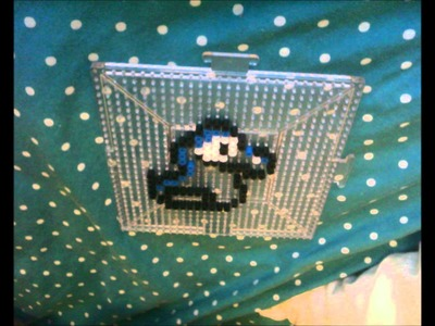 How to make baby Yoshi -Perler Beads Tutorial