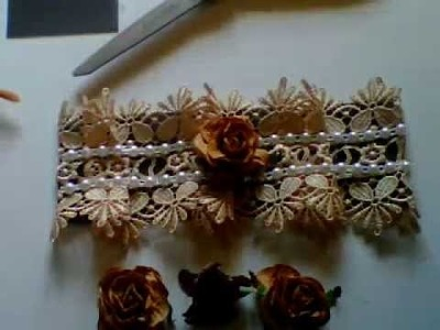 Wild Bunch - Tutorial of Lace Border - Shilpa