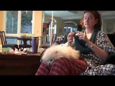 Xena's Knitting Weekend
