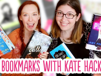 DIY Cute Corner Bookmarks with Kate Hackett from Classic Alice