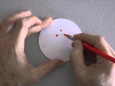 How to Do an Optical Illusion for Christmas - DIY