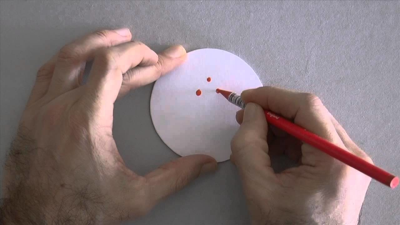 How to Do an Optical Illusion for Christmas - DIY