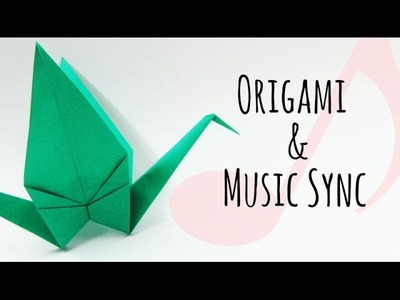 Origami and Music Sync
