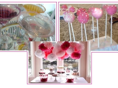 Pinterest Ideas DIY Bridal Shower. Baby Shower Party Ideas