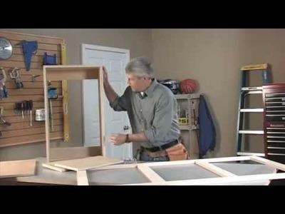 Kreg Jig® Wall Cabinet - Part 1