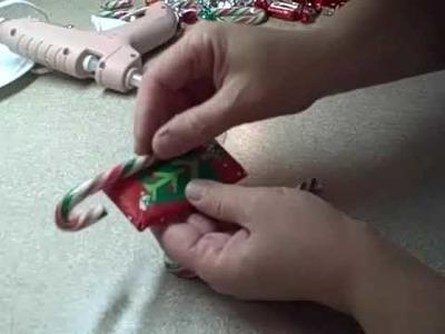 Santa's sleigh Craft