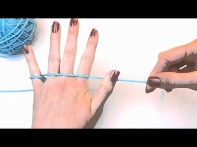 #3 How to Hold Yarn for Crochet: Beginner Crochet