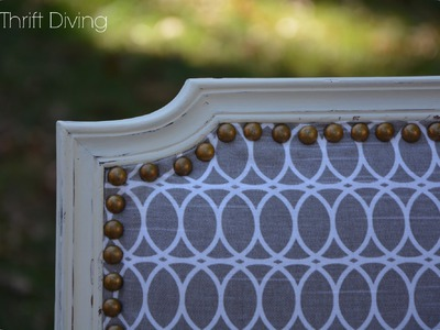 7 Easy Tips for Chair Makeovers: DIY Projects - Thrift Diving
