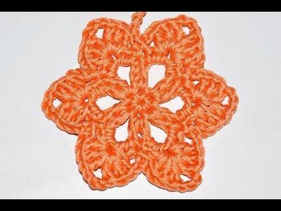 """Advent Calendar * December 04 * Crochet Star """"Barbara"""""""