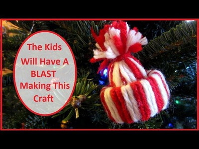 Another Easy Christmas Craft For Kids