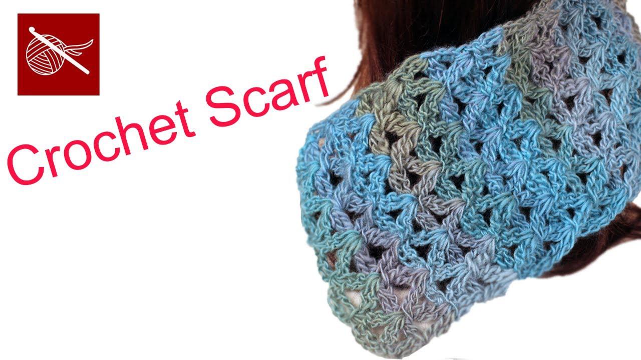 Blossom Stitch - Crochet Geek Baby Blanket, Scarf, Shawl