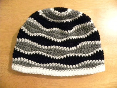 Brain Waves Beanie Tutorial Part 1