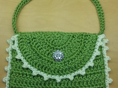 #Crochet #handbag #purse #TUTORIAL
