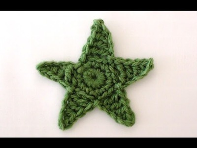Crochet Star - How to Make Crochet Stars