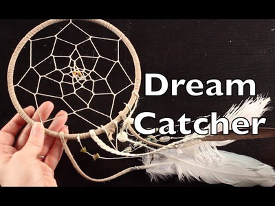 DIY Dreamcatcher | How To Make A Dream Catcher Tutorial