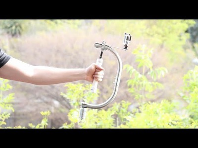 DIY GoPro Steadicam Tutorial