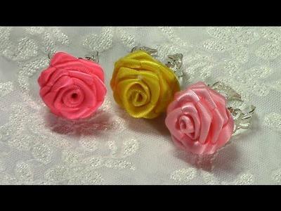 DIY How to make Small Rose Ring, DIY, Tutorial