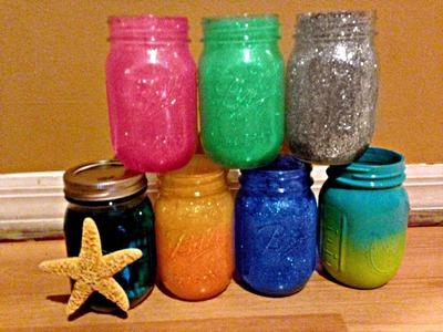 DIY: Mason Jar Crafts | Jazz Transgender