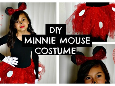 DIY | Minnie Mouse Tutorial