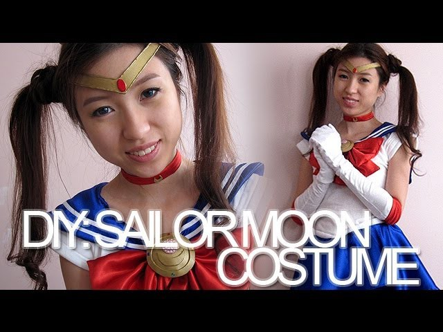 DIY: Sailor Moon Costume