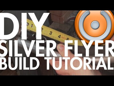 DIY Silver Flyer Steadicam for DSLR Build - Step by Step Tutorial