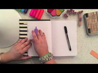 DIY Tutorial | Faux Hobonichi Planner & Daily Journal