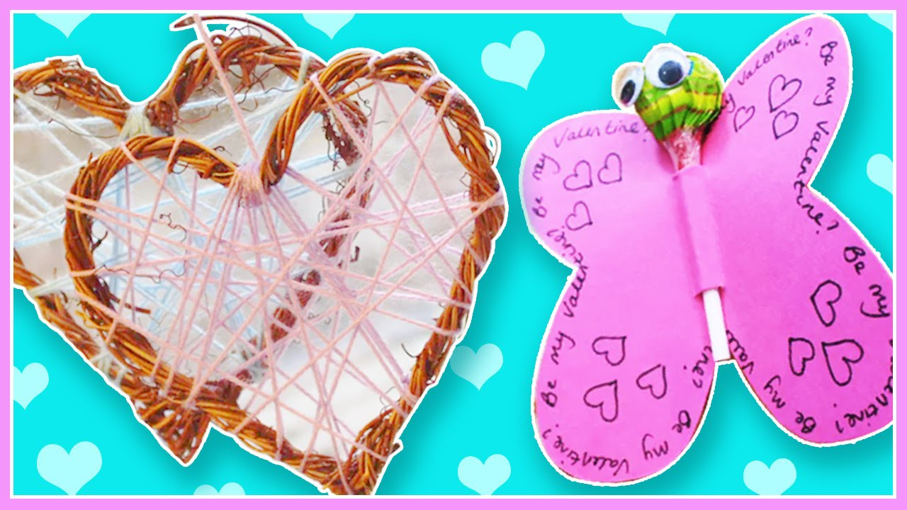 DIY Valentine's Day Gift Ideas | Cute and Easy Gifts | Fun Crafts for Kids