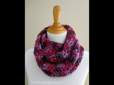 Episode 4: How to Crochet the Gelato Infinity Scarf