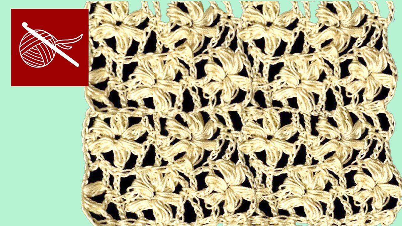 Flower Blossom Stitch Crochet Geek Baby Blanket, Scarf, Shawl