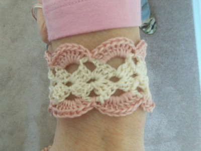 How to Crochet a Bracelet