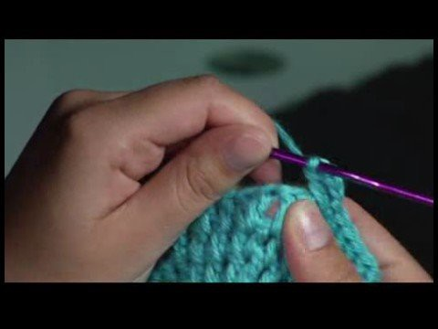 How to Crochet a Hat : Crocheting a Hat: Starting Row 7