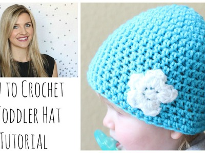 How to Crochet a Toddler Hat