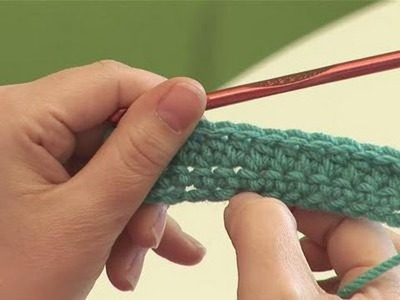 How To Do Half Treble Crochet