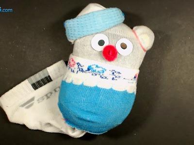 How to Make Sock Toy