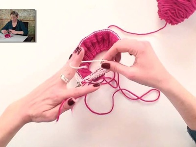Knitting Help - Correcting Color-Change Jog