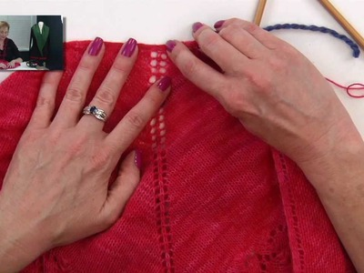 "Knitting Help - ""Garter Tab"", or Lace Shawl Beginning"