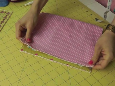 Living the crafts Tutorial Como hacer una valisette