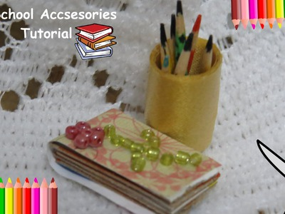 LPS: DIY School Accessories Tutorial