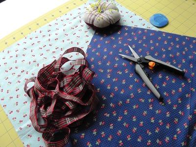 Nairamkitty DIY Tutorial Como coser una Bolsa multiusos