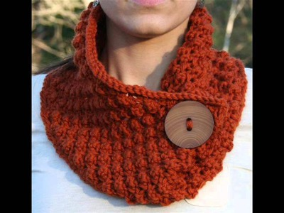 Redeemed  - Neck Warmer Knitting Pattern Presentation