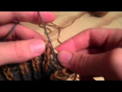 Two-Color Brioche Knitting: Basic Ribbing