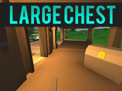 Unturned 2: How to Craft Large Chest.Crate (6 Slots)
