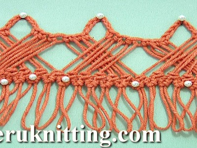 Way to Develop Hairpin Crochet Strip Tutorial 30 How to Crochet Hairpin Braid