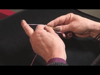 Basic Crochet Hand Positions