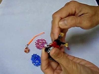 Bead 103 (2 of 2) Swarovski crystal bead weaving