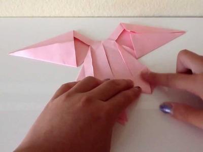 DIY: Origami Bow (Level: Easy) :)