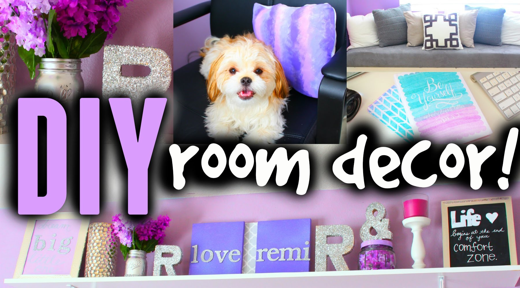 DIY Room Decor Ideas For Teens! Cute, Cheap & Easy!