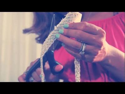 DIY: Taylor Swift-Inspired Headband