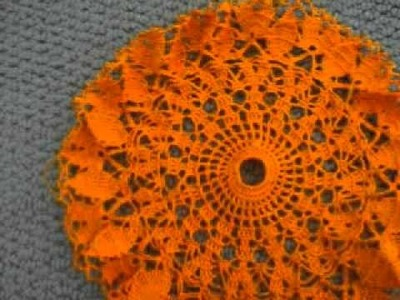 Doilies, Doilies and more Crochet Doilies.