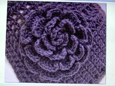 Easy Crochet Rose - FREE WRITTEN PATTERN